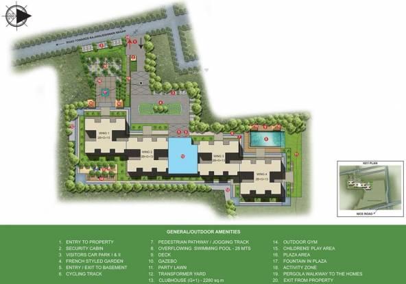 Sobha Heritage Master Plan