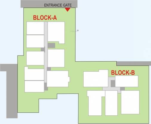 HSR Vasudha Site Plan