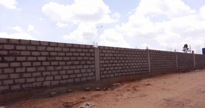 Arvind Sporcia Construction Status