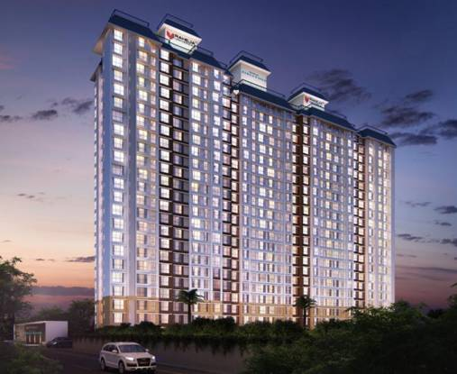 Raheja Ridgewood Elevation