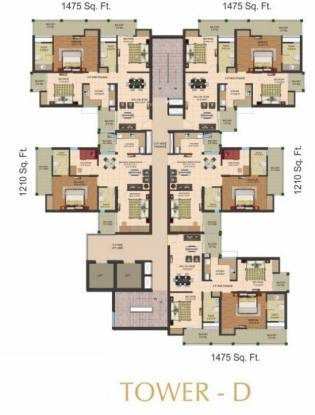 Ascent Savy Homz Cluster Plan