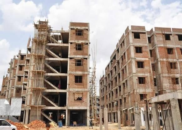 DBS Umang Lambha Construction Status