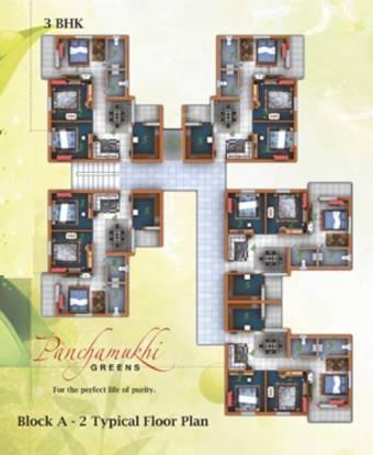 Homebase Panchamukhi Greens Cluster Plan