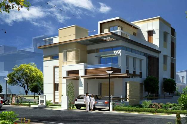 Vajram Aster Homes Elevation