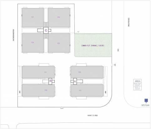 Synthesis Altius III Site Plan