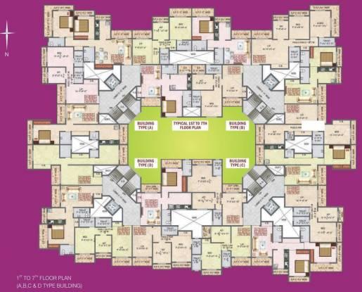 Panvelkar Vellozia Cluster Plan