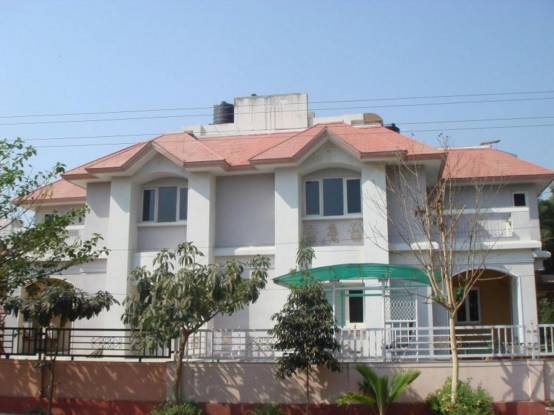Shalin Shaan Bungalows Elevation