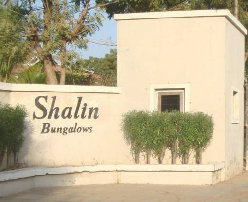 Shalin Bungalows Elevation