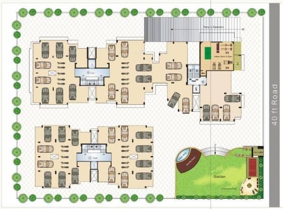 Sambhav Stavan Arise Cluster Plan
