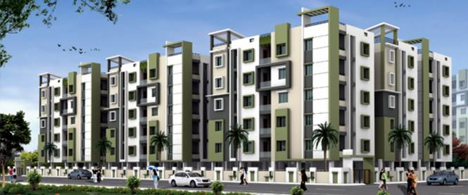 Green City Homes Elevation