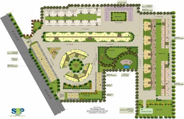 SBP Homes Layout Plan