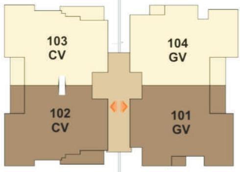 Shristi Avasa Cluster Plan