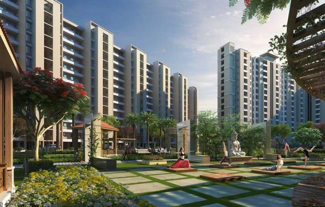 SBP Housing Park Elevation