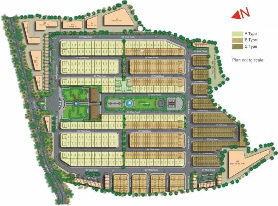 ARG Puram Layout Plan