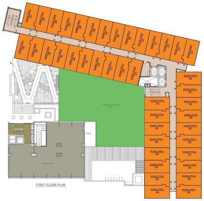 Mahima Studio Panache Cluster Plan