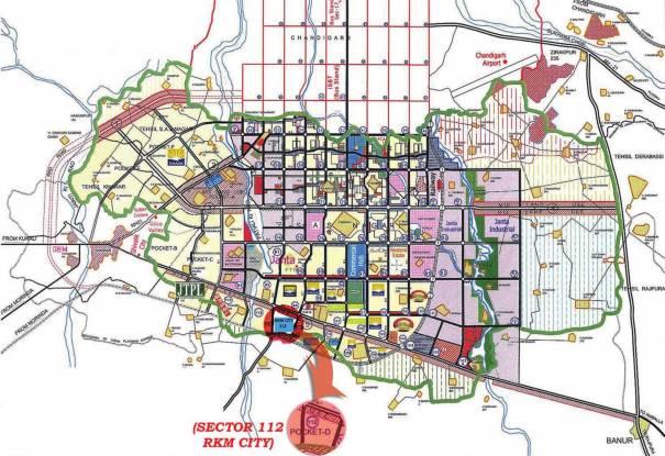 RKM Homes Location Plan