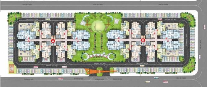 Manglam Aanchal Layout Plan