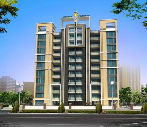 Upasna Karan Upasana Residency Elevation