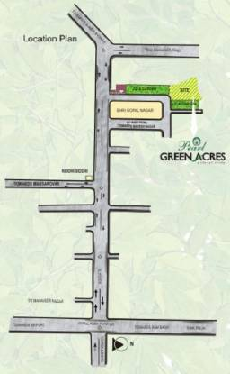 Pearl Pearl Green Acres Location Plan