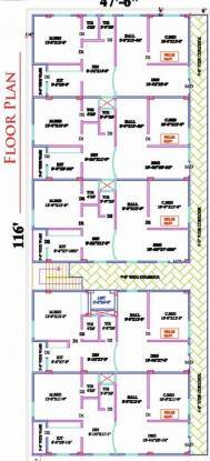 VRR Apartments Cluster Plan
