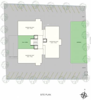 Amaya 612 Elevate Site Plan
