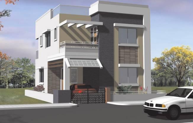 VRR Duplex Houses Elevation