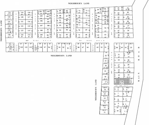 VRR Duplex Houses Site Plan
