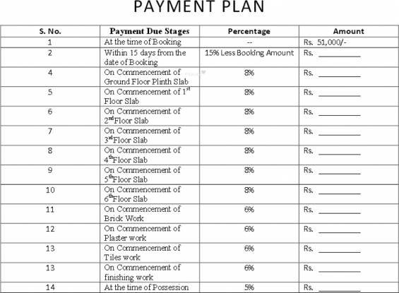 Pearl Galaxy Payment Plan
