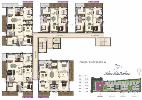 Vasavi Shanthinikethan Cluster Plan