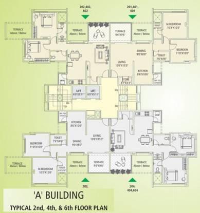 Dodke Park Cluster Plan