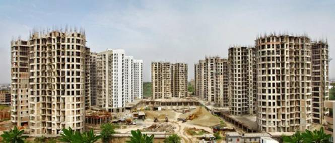 Suncity Parikrama Construction Status