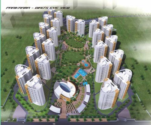 Suncity Parikrama Elevation