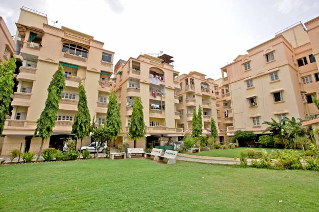 Anmol Abhilasha Apartments Elevation