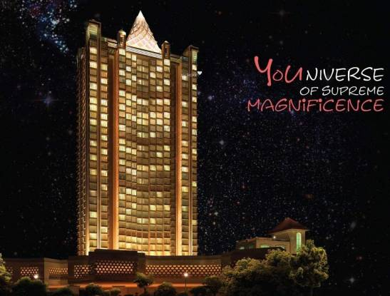 Damji Shamji Mahavir Universe Phoenix Elevation