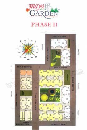 Maya Garden2 Layout Plan