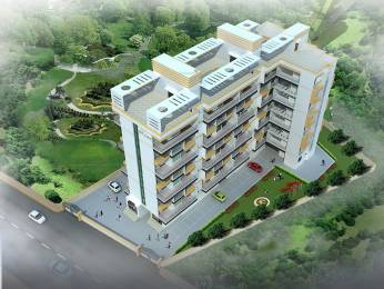 G K Developers Hill View Residency Elevation