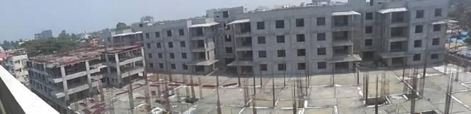 Krishvi Wisteria Construction Status