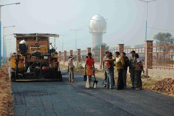 Ansal Sushant Taj City Construction Status