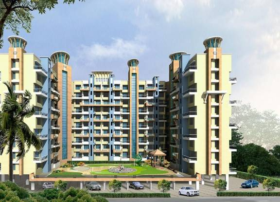 Anmol City Two Elevation