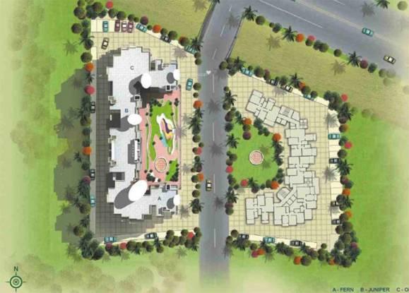 Anmol City Two Site Plan