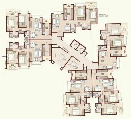 Anmol Gold Cluster Plan