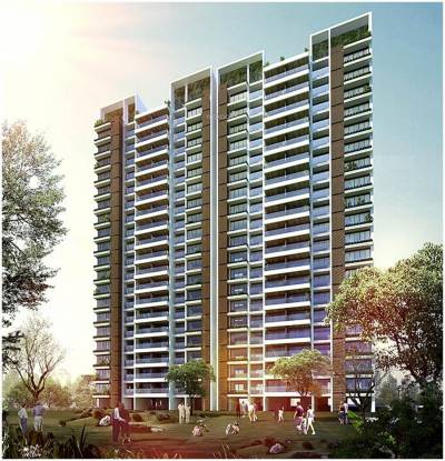 Shiv Gardens Tower 1 Elevation