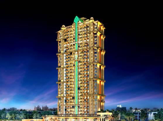 Building No A Richmond Of Rutu City Complex Elevation