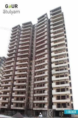 Gaursons Atulyam Construction Status