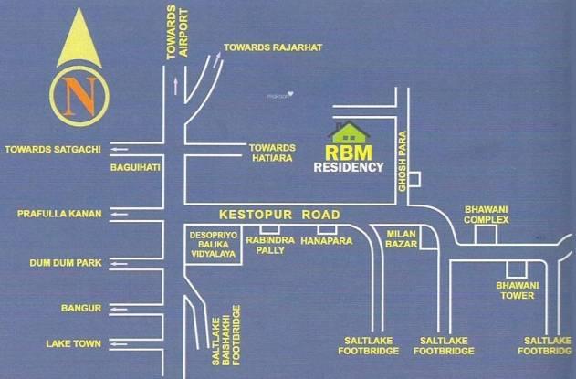 RBM Residency Location Plan