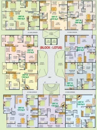 Lakvin Lakvin Valley Residency Cluster Plan