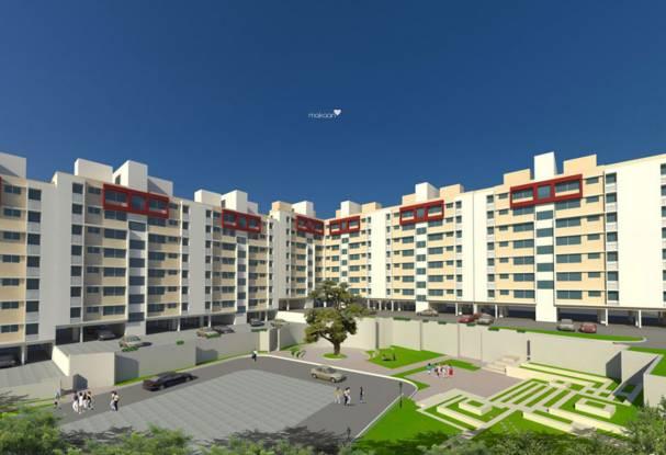 Nirman Vrindavan Gardens Elevation