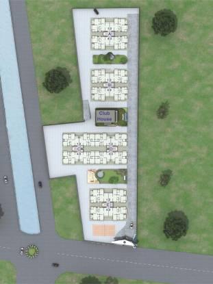 Happy Home Nandanvan III Site Plan