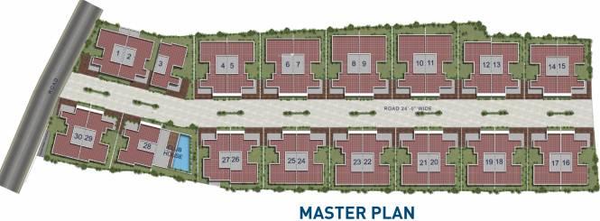 Radiance Lake Front Master Plan