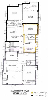TM Builders and Developers Roynagar Place Cluster Plan